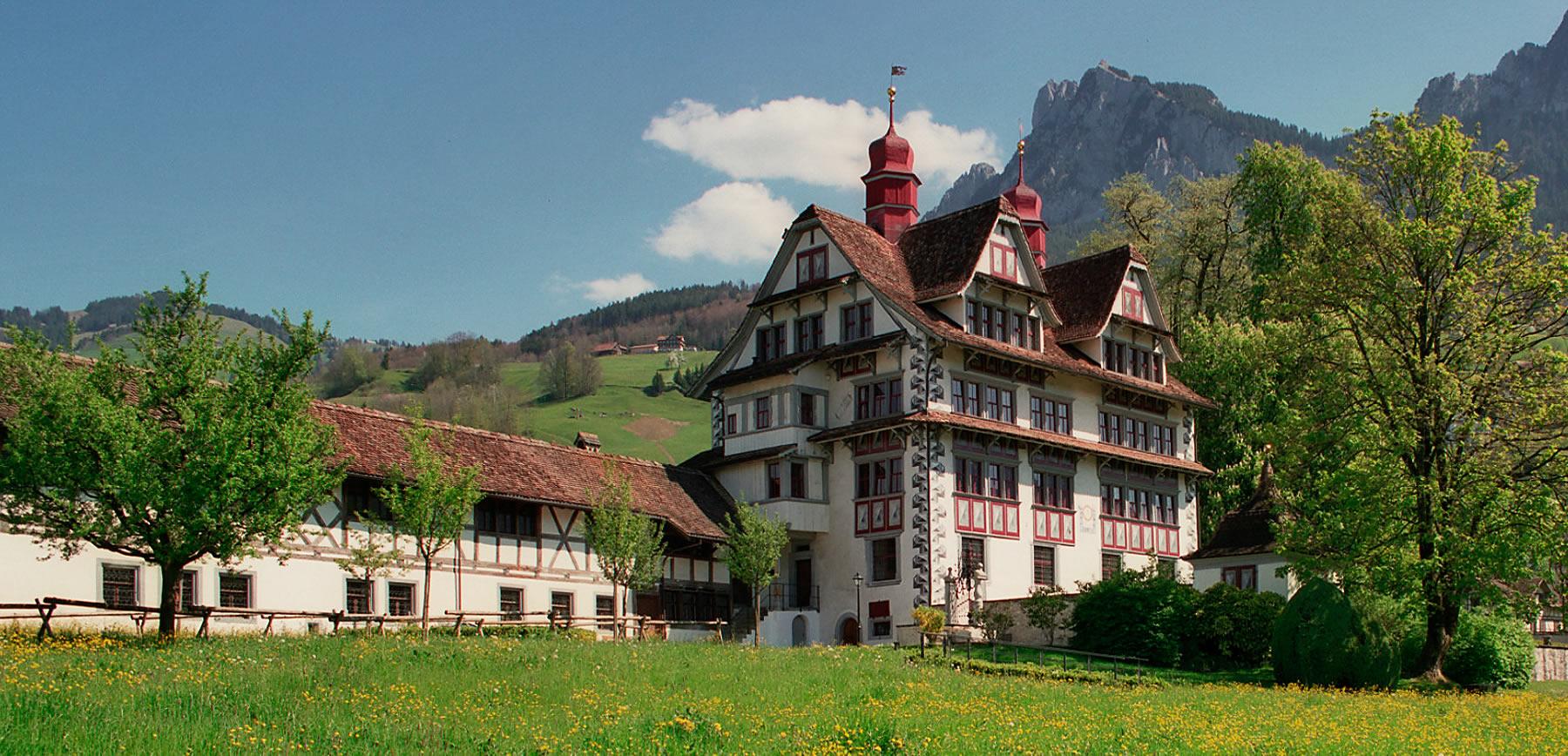 Ital Reding Hofstatt Die Schwyzer Begegnungsstätte